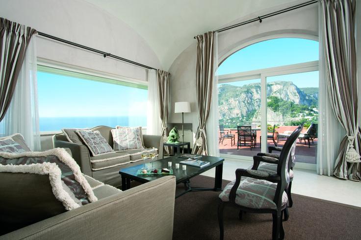 Certosa suite