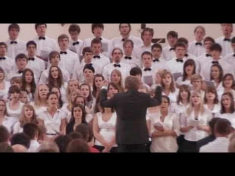 ▶ Ich bete an die Macht der Liebe, D. Bortniansky, Satz: Manfred Bühler - ASG Chor - YouTube