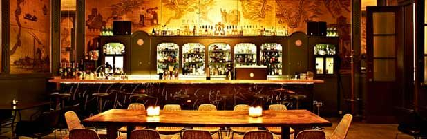 The golden bar in Munich – One cannot stop trying to get behind all that genius drinks.