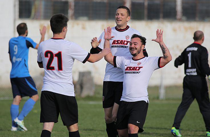 FC Asalt trece de Frăția și va juca în sferturi cu deținătoarea trofeului