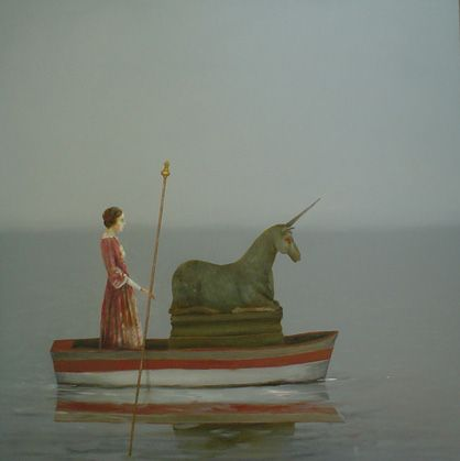 The Journey of the Stone Unicorn - Stefan Caltia