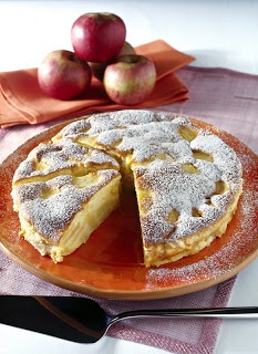 IN CUCINA CON MARY: Torta di mele al profumo di limone