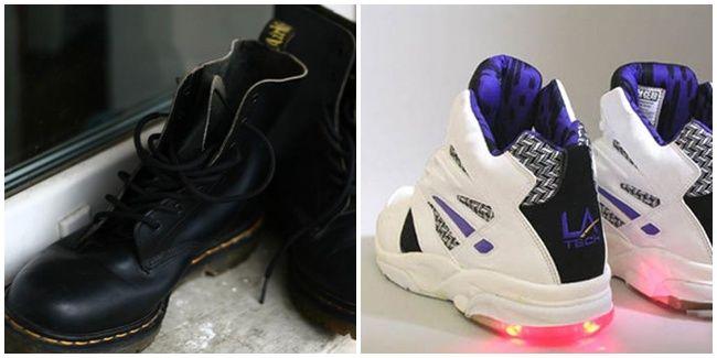 Fashion: Anak 90-an Wajib Masuk: Nostalgia Gaya 90-an, Kece Banget Deh! - Sepatu | Vemale.com