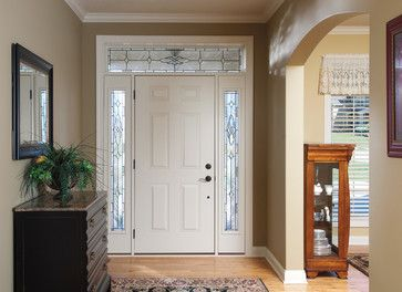 Have A Small Entryway Create The Illusion Of Larger E With Pella Entry Door Combined Decorative Gl Sidelig Home Project And Plan In