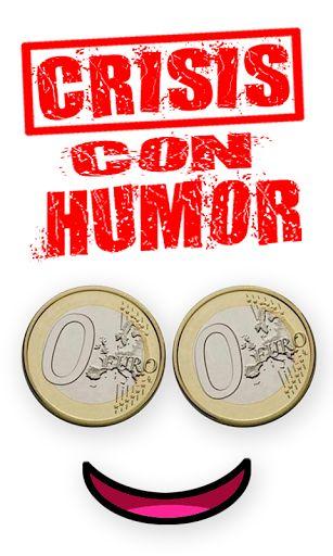 Ya está aquí la mejor recopilación de fotos divertidas y bromas sobre nuestra España en crisis. Todas las fotos de humor que tienen que ver con la crisis española.<p>Una aplicación apolítica que recoge los mejores chistes (aunque la verdad es que habría que poner que recogemos las peores cosas). No dejamos a nadie sin criticar; a Rajoy, a Rubalcaba, a la Casa Real, al PP, al PSOE, a los banqueros, a Bárcenas, a los políticos en general.... a todos los culpables de que España esté así de bien…