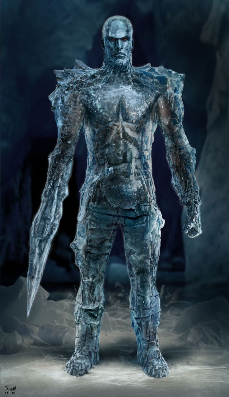 Ice Giants From Thor - Pics about space