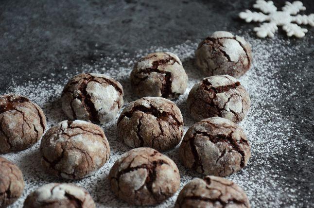 Kublanka vaří doma - Popraskané sušenky
