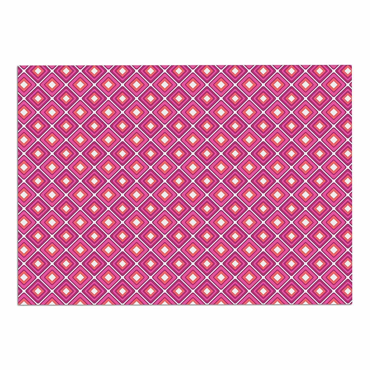 kess inhouse nandita singh u0027bright pattern dog place mat 13 dog food - Dog Food Containers