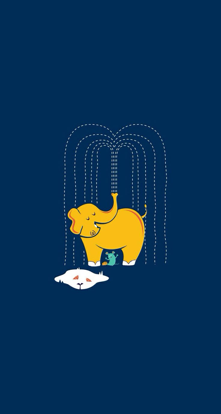 1000 images about elephant wallpapers on pinterest - Elephant background iphone ...