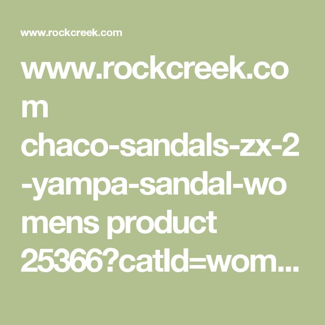 www.rockcreek.com chaco-sandals-zx-2-yampa-sandal-womens product 25366?catId=womens-chaco-sale