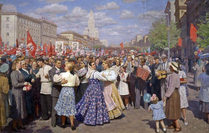 Красивые советские люди.: zina_korzina