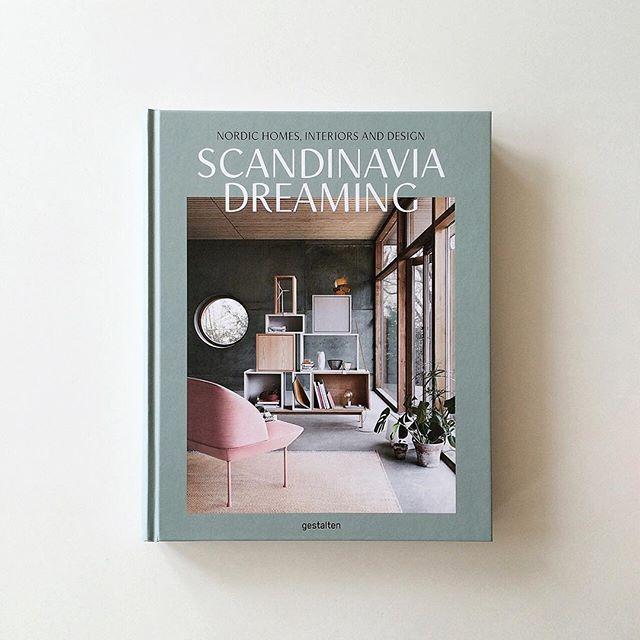 「SCANDINAVIA DREAMING」  from Germany  #scandinaviadreaming #book #vsco #vscomood #本 #myfav本