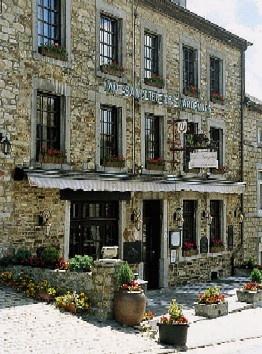 Le Clos des Recolets - Hotel and Restaurant.  Durbuy, BELGIUM. AU_SANGLIER_DES_ARDENNES_0