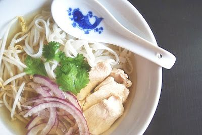 Piccante Dolce: Slow Cooker Chicken Pho