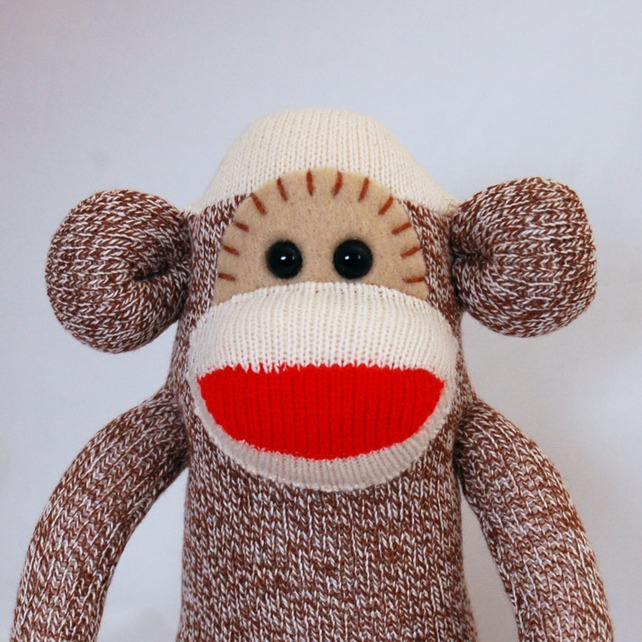 17 Best images about ROCKFORD RED HEEL SOCK MONKEYS on Pinterest ...