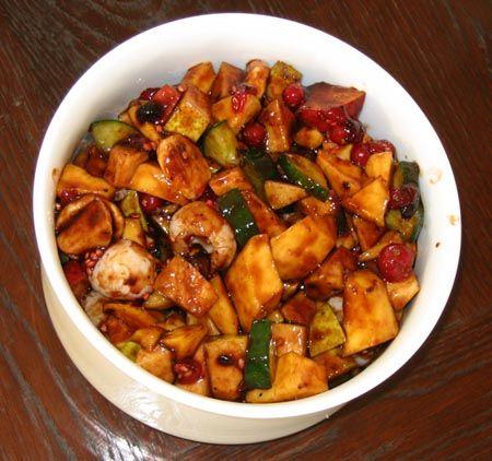 Roedjak - Indonesische pittige vruchtensalade