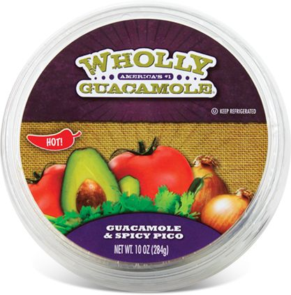 Kroger: Wholly Guacamole & Spicy Pico as low as $0.50!