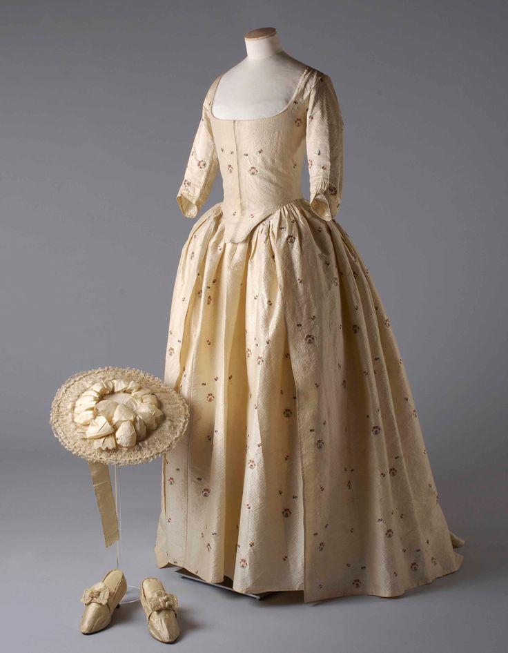 La robe de 1780