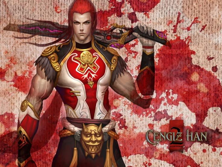 Cengiz Han 2 MMORPG oyununda bulunan Tüfekçi karakteri. #game #oyun #ch2 #cengizhan2 #mmorpg