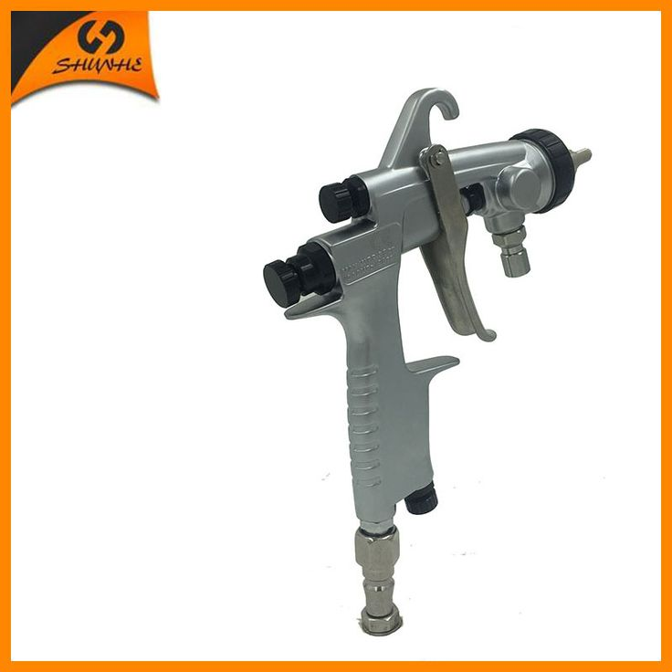 SAT0001AB base coating spray gun high pressure mirror chrome spray paint compressed air gun