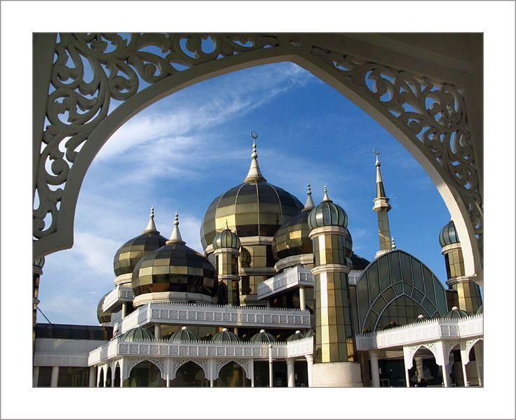 Crystal Mosque #2 - Kuala Terengganu, Terengganu