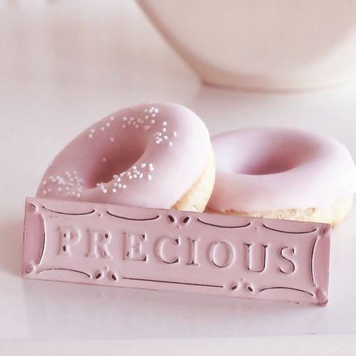 precious / précieux / rose / pink
