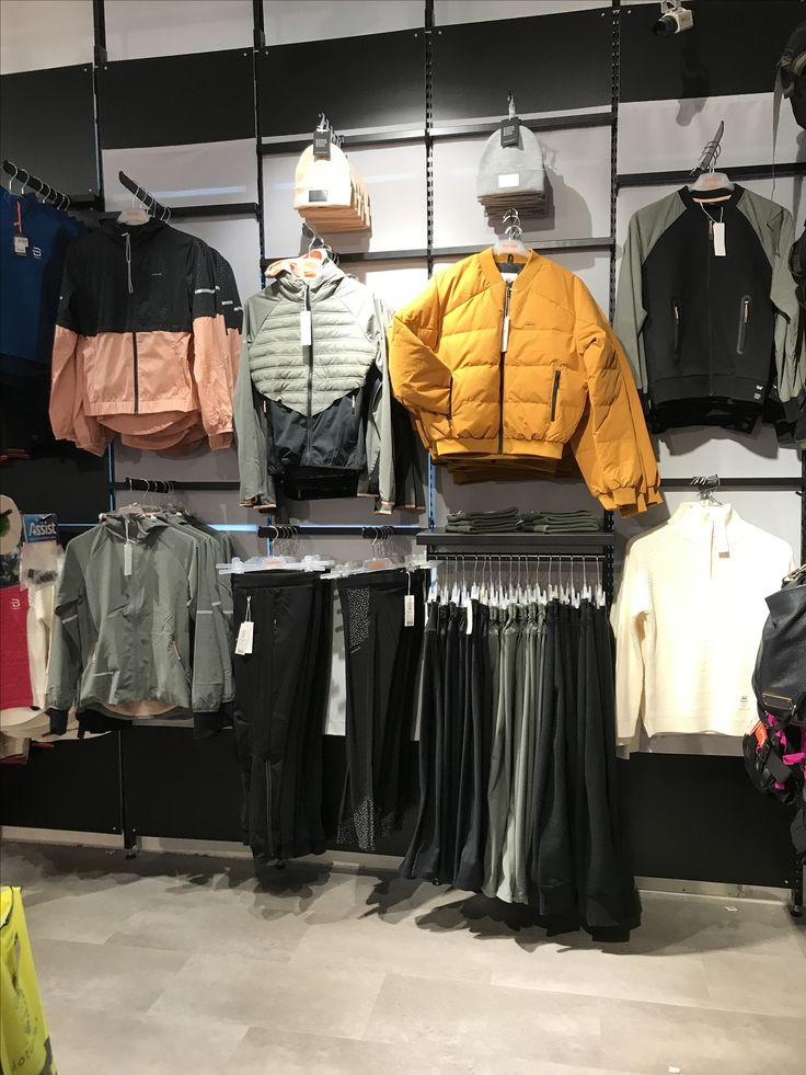 Johaug kolleksjonen for Fall/Winter 2017-2018 er på plass på Røa 🤙🏽