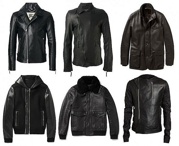A leather jacket is a long-term investment. Along with your navy blazer and your tailored suit, it ranks high on the list of must-have pieces for every man. This is not the time for skimping or settling for anything less than total sartorial satisfaction.  A leather jacket is the perfect way to add edge to an outfit at any time of year, and if you choose carefully and treat it with the TLC it deserves, your leather jacket will last a lifetime. You may not be able to pull of the James Dean…
