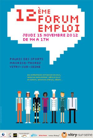 51 best Emploi images on Pinterest Posters, Communication and Graphics - chambre des metiers de seine et marne