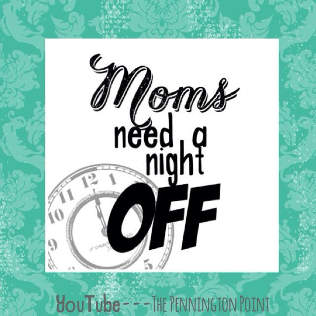 Moms need a break and this blogger has some great ideas for how to do that!  #parenting #motherhood