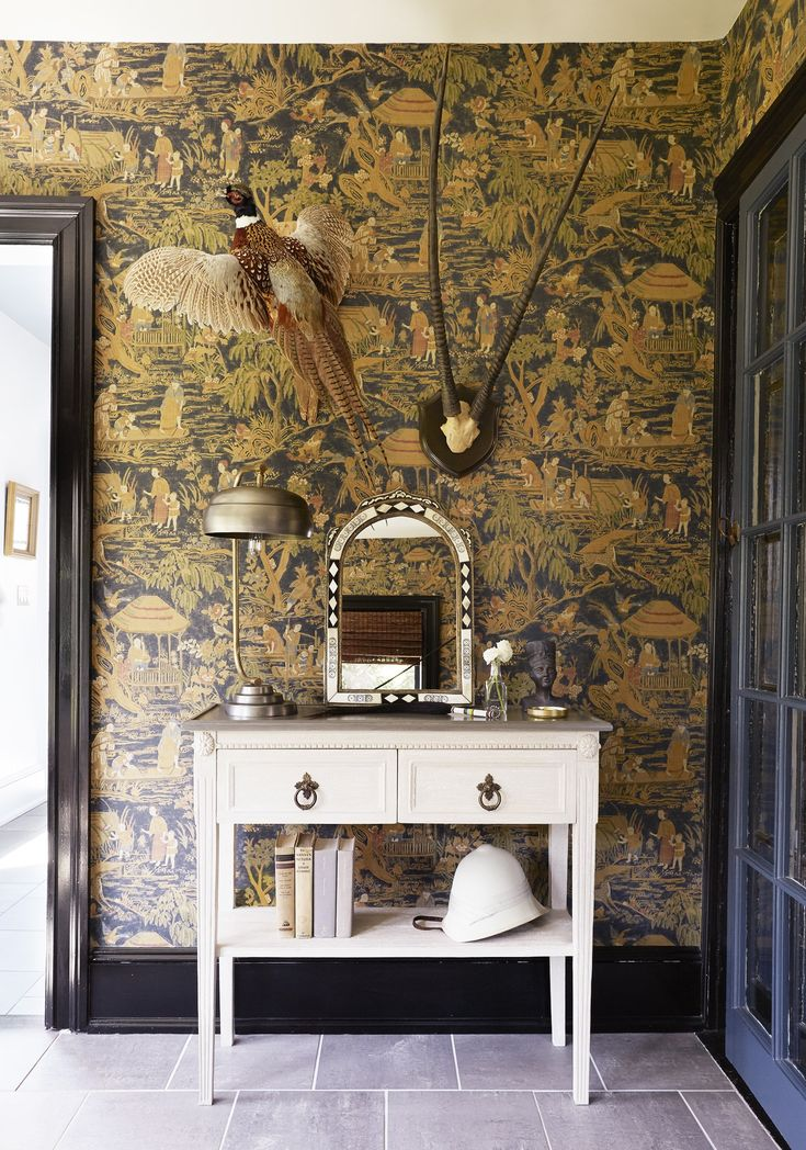 An 1898 Home That Mixes Worldly Design with Historical Charm
