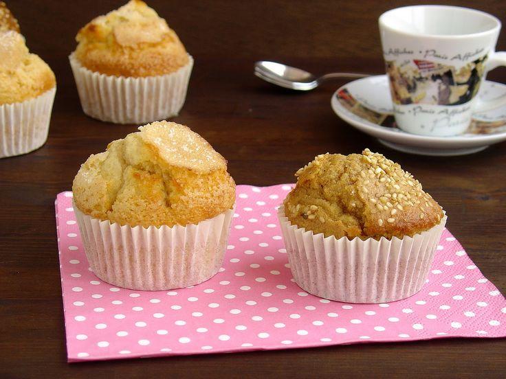 Ma Petite Boulangerie: Back to basics - Magdalenas de yogur