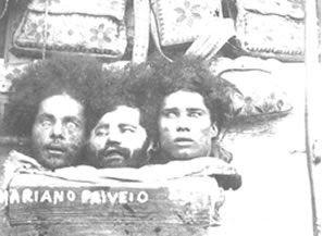 Cangaço MARIANO, PAI VÉIO