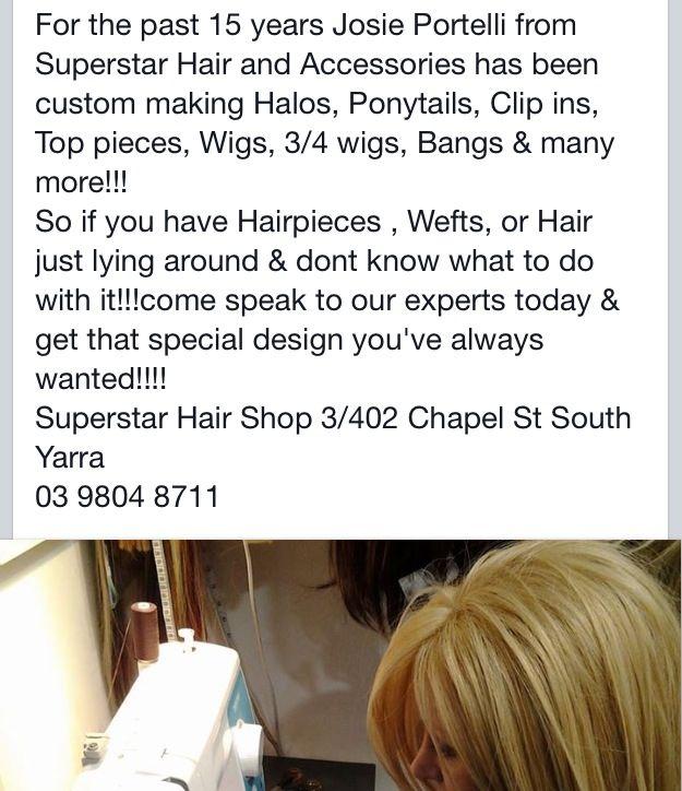Wig maker