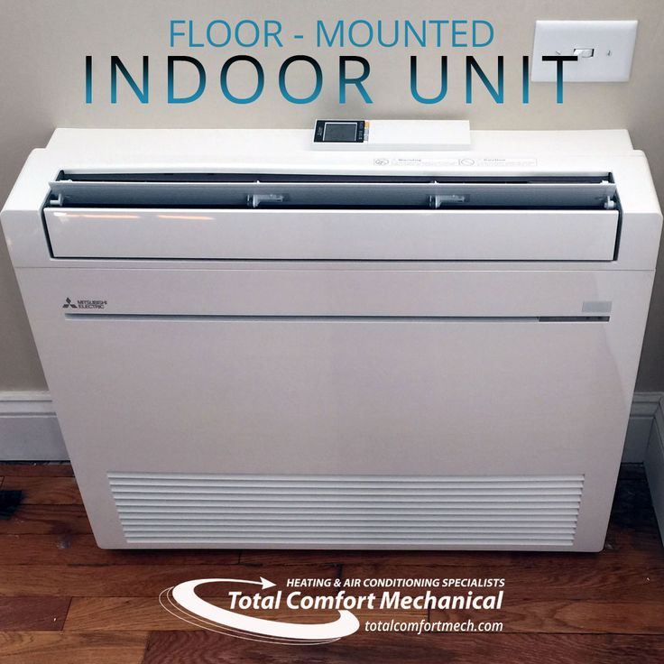ductless heating er heater unit air units heaters wall conditioner ac conditioning mitsubishi