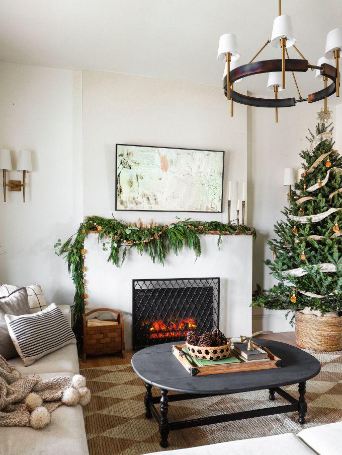 MY DIY Dried Orange Ornaments & Garland I SPY DIY
