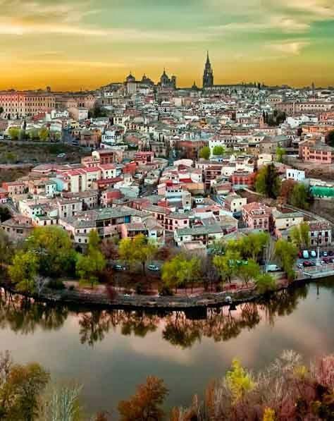 Toledo, Spain:
