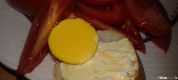 Vajíčková pomazánka s cesnakom