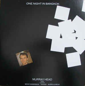 """Murray Head / The London Symphony Orchestra - One Night In Bangkok / Merano: buy 12"""" at Discogs"""