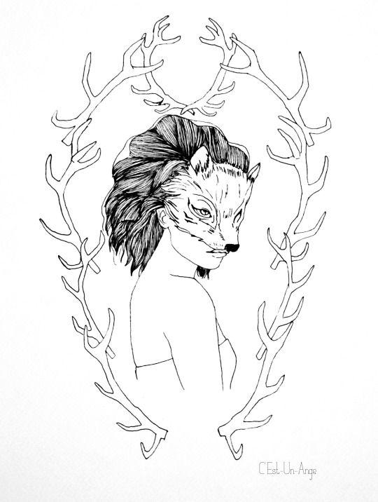 Pauline Penhouët Illustration