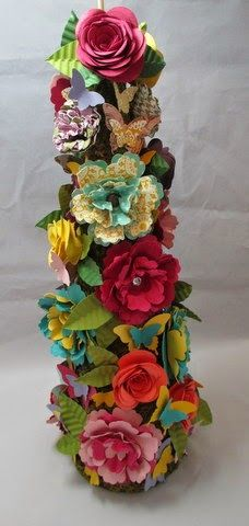 340 best flores images on pinterest paper flowers craft flowers lots of flowers with great deal mightylinksfo