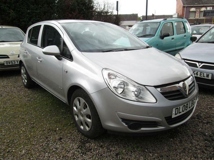 Vauxhall/Opel Corsa 1.2i 16v ( a/c ) 2008MY Club