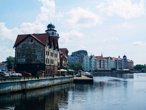 Explore Kaliningrad for the FIFA World Cup with a local guide that speaks your language.