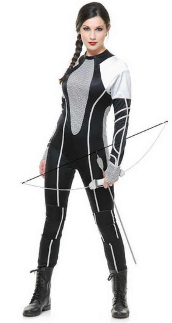 Katniss Hunger Games Halloween Costumes for Teens