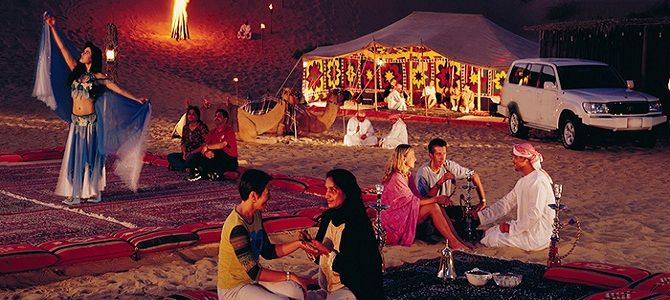 High-rolling, seven-star, Brash, luxury at its best, etc., are a few words with which Dubai can be associated.
