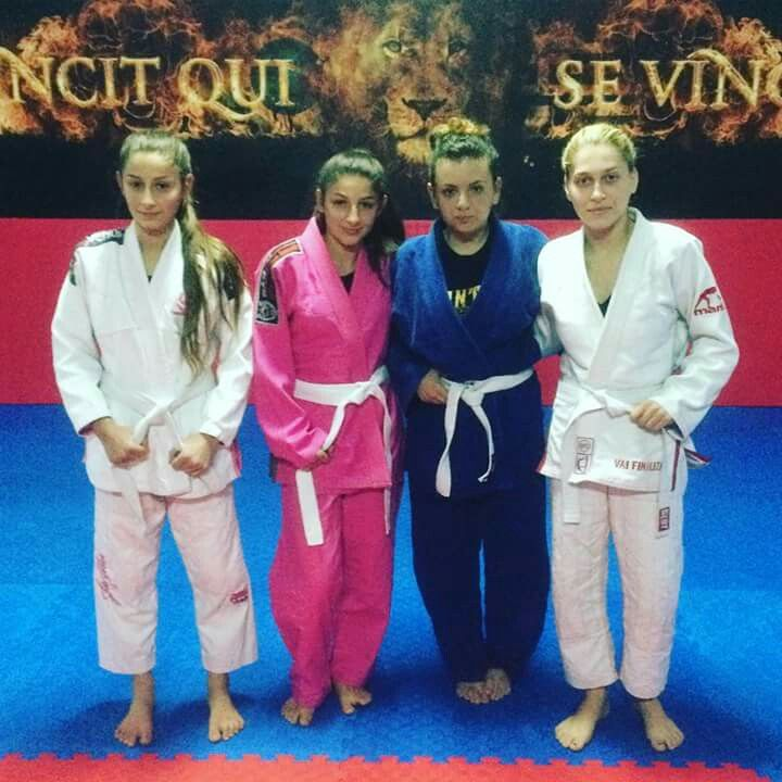 BJJ DRACULINO TEAM GIRLS BJJ