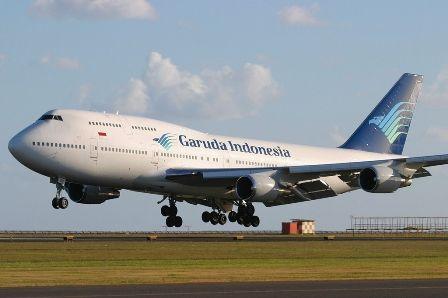 Harga Tiket Pesawat Garuda Indonesia