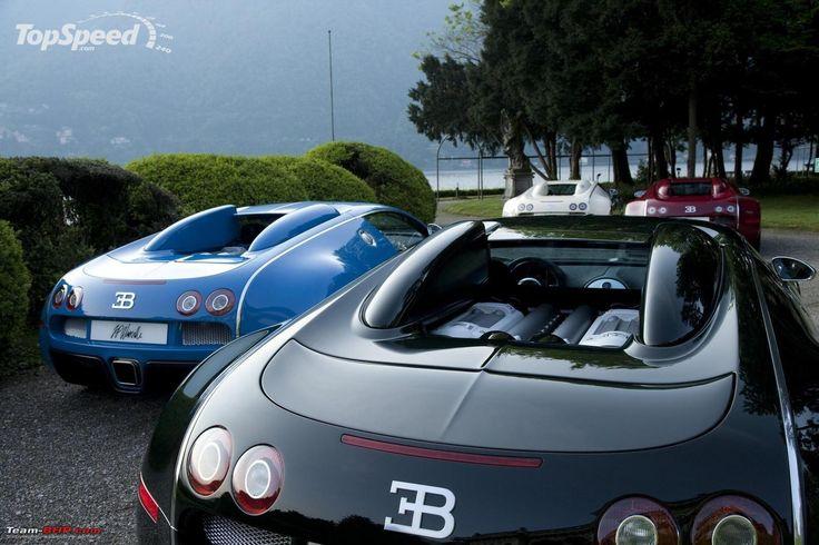 Bugatti 2009 Veyron Centenaire Edition ''Malcolm Campbell''