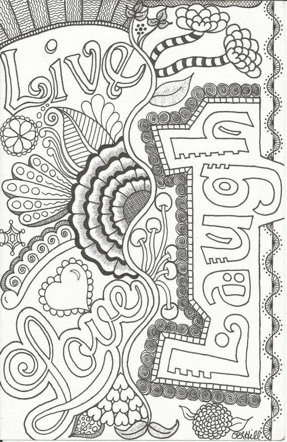 1397 Best Coloring Pages Images On Pinterest