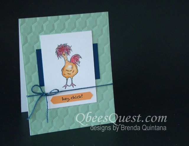 Beautiful Card Making Ideas And Tips Part - 14: QbeesQuest Offers Card-making Ideas, Paper Crafting Tips And Tutorials.  Brenda Quintana Independent Stampinu0026 Up! Order Stampinup On-line